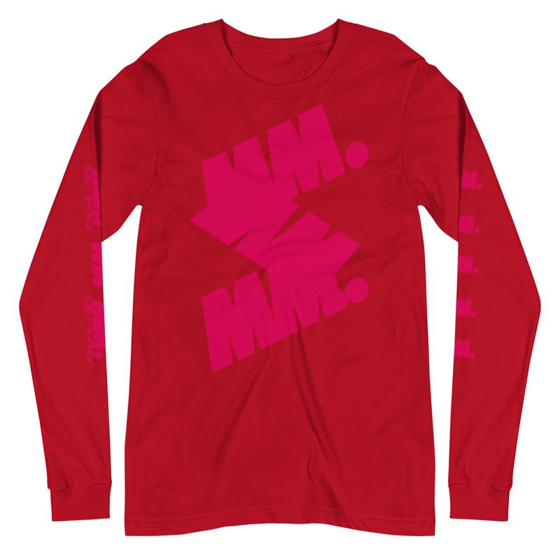 Unisex Mighty Morfin Long Sleeve Tee V2