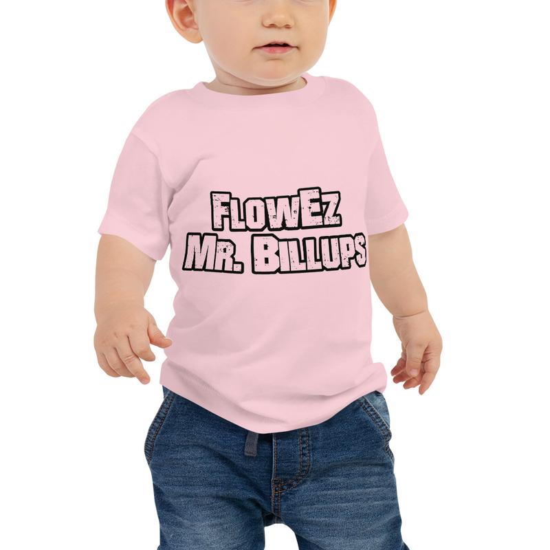 FlowEz Mr. Billups Baby Jersey Short Sleeve Tee