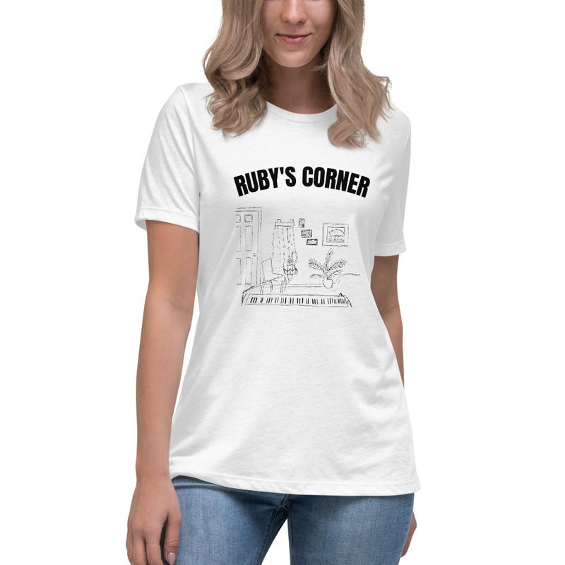 Women's Relaxed Ruby's Corner T-Shirt