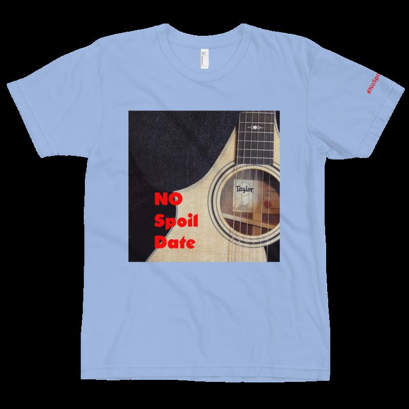 NO Spoil Date - Bruce W Nunnally Album Cover T-Shirt