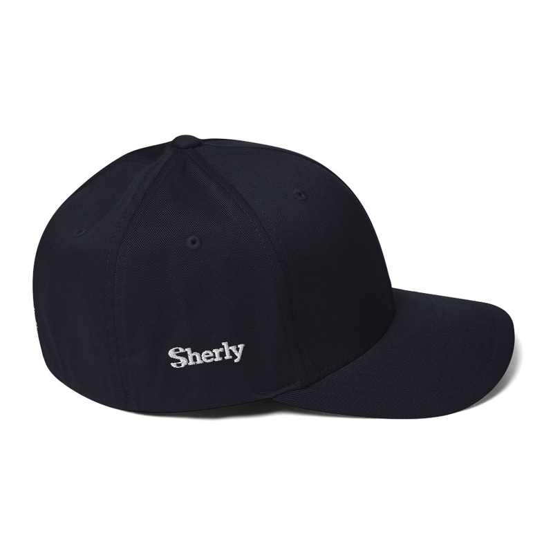 "Eric Sherlock ""Sherly"" Music - Flexfit Hat"