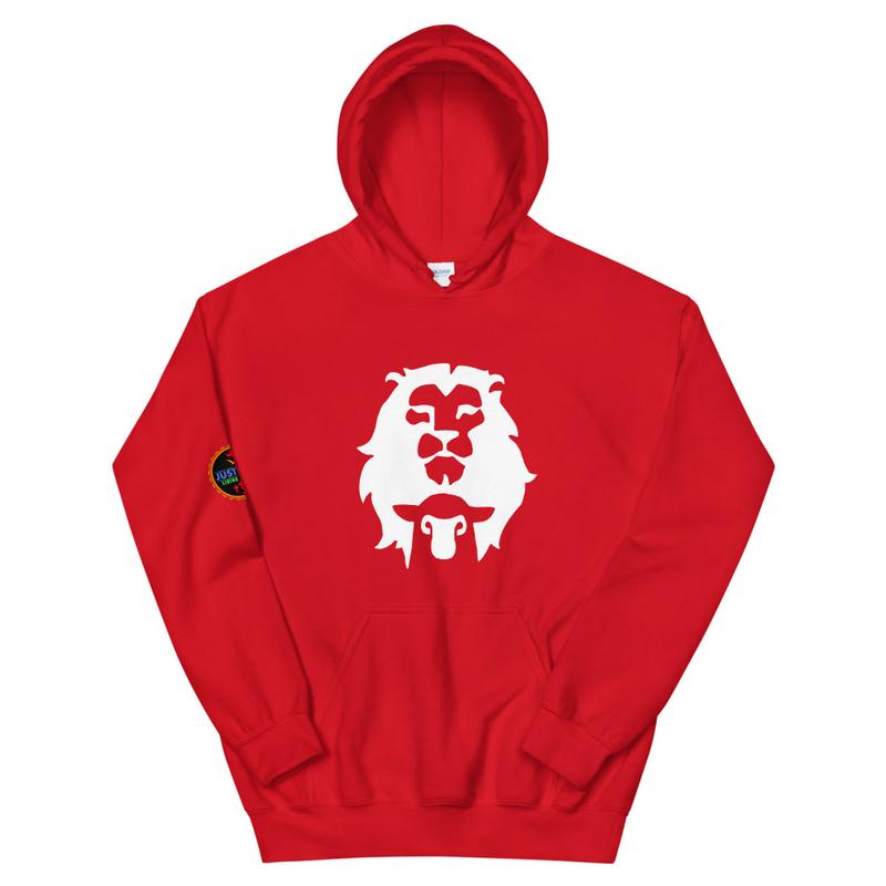 Lion & Lamb Unisex Hoodie