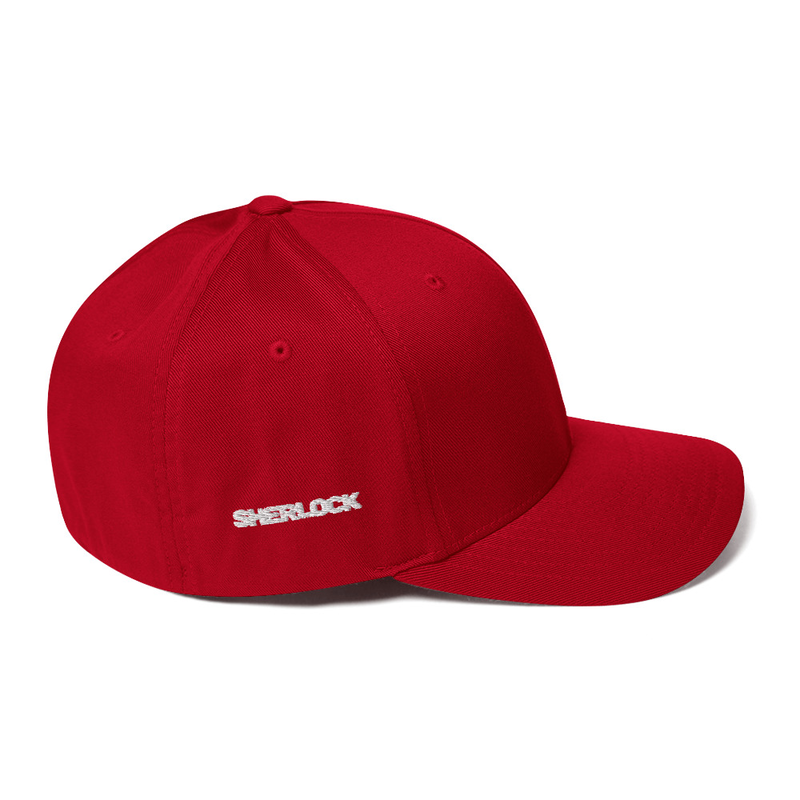 Eric Sherlock Music Cutout - Flexfit Hat