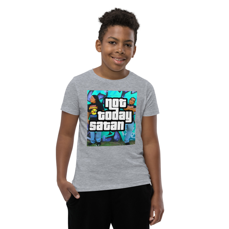 Youth Not Today Tee