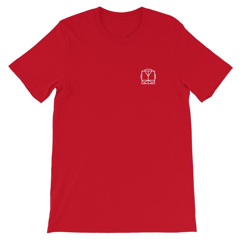 Logo (Red) - Unisex T-Shirt image