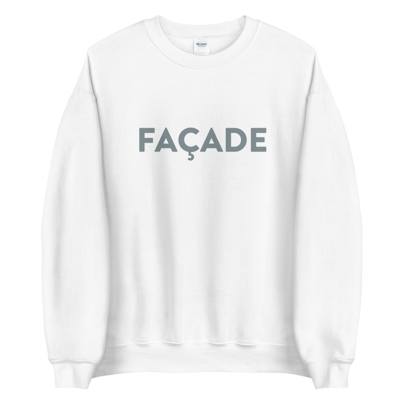 Facade Title Sweatshirt
