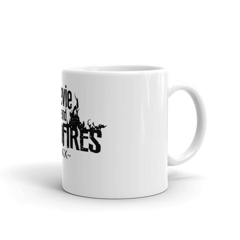 Mug with Black Logo