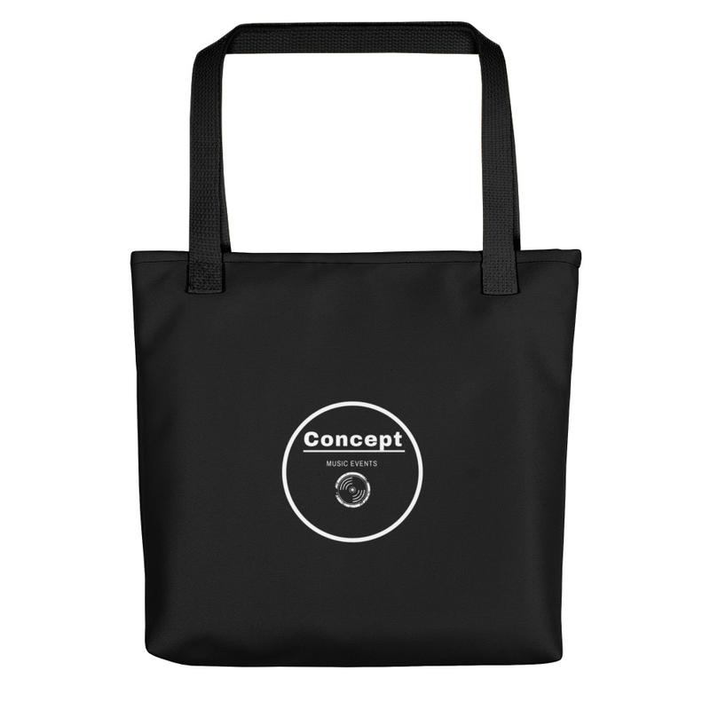 Tote Bag - Music Events