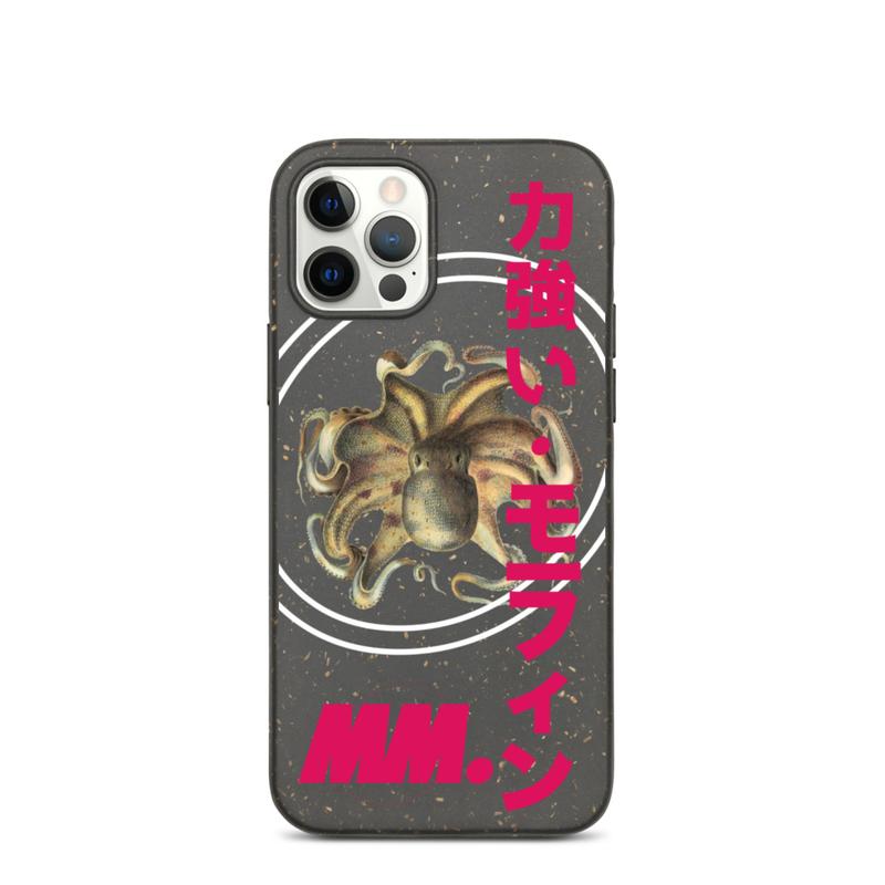 "Biodegradable ""Kanaloa"" iPhone case"