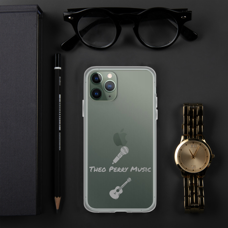 Theo Perry Music iPhone Case