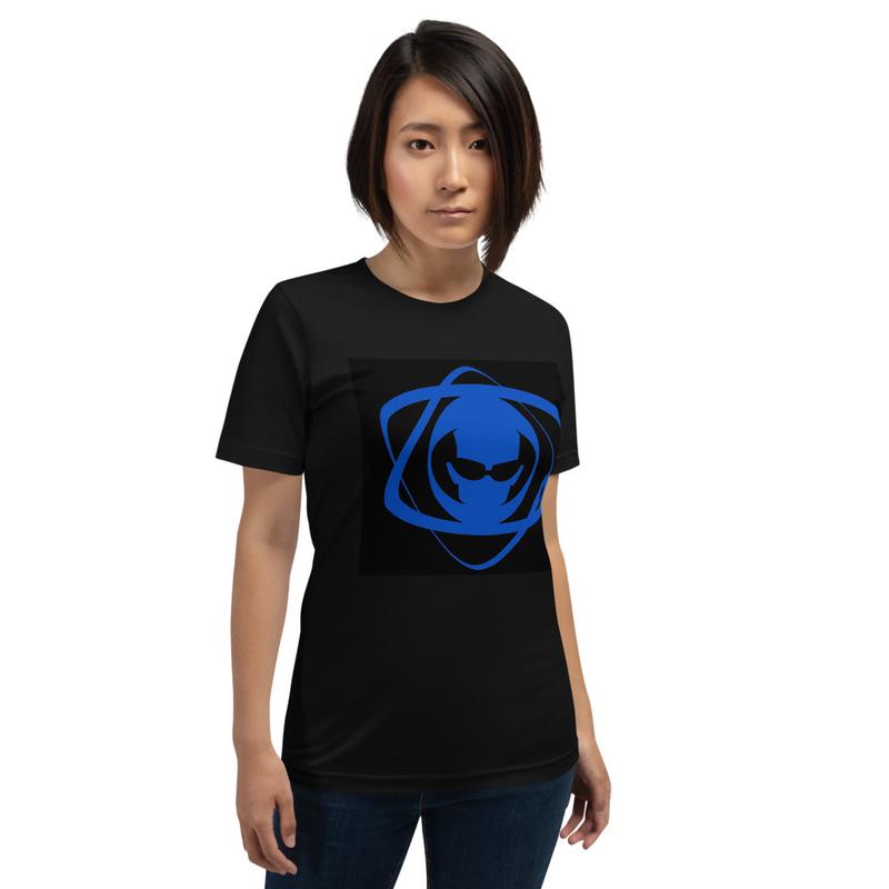 Blue Iso T-Shirt