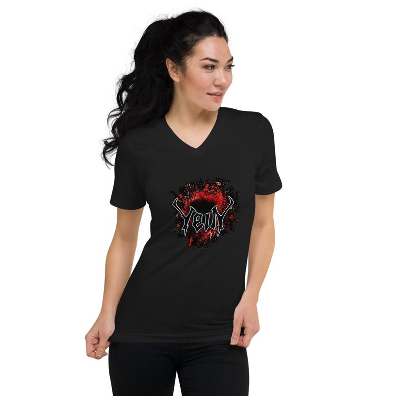 VeiN First Blood Short Sleeve V-Neck T-Shirt
