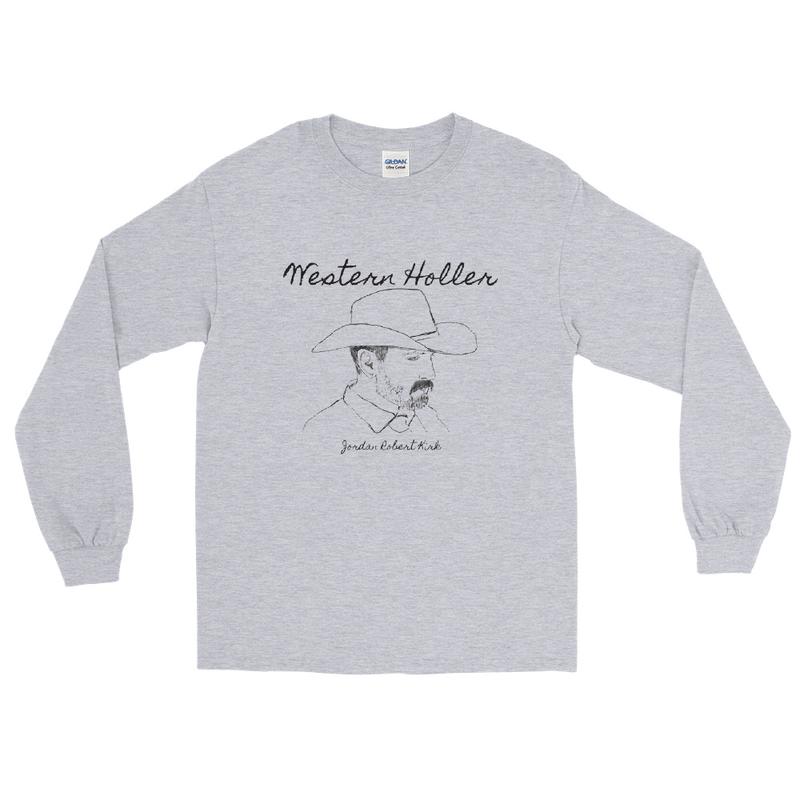 Western Holler Men's Long Sleeve
