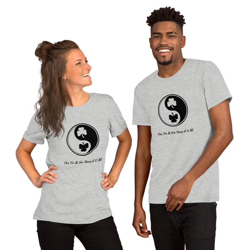 Short-Sleeve Unisex T-Shirt  - The Yin & the Yang of it All