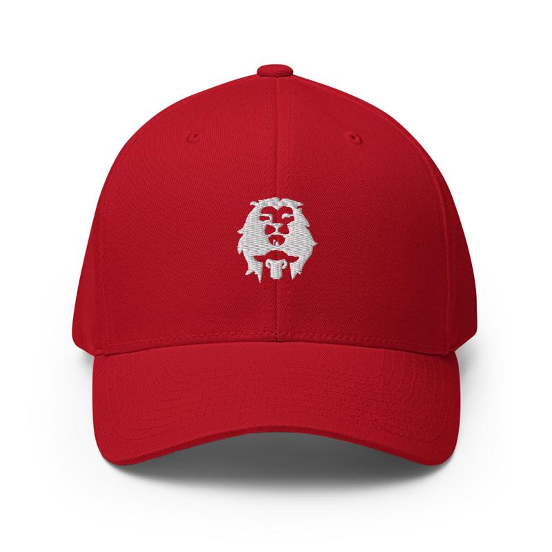 Lion & Lamb Structured Twill Cap