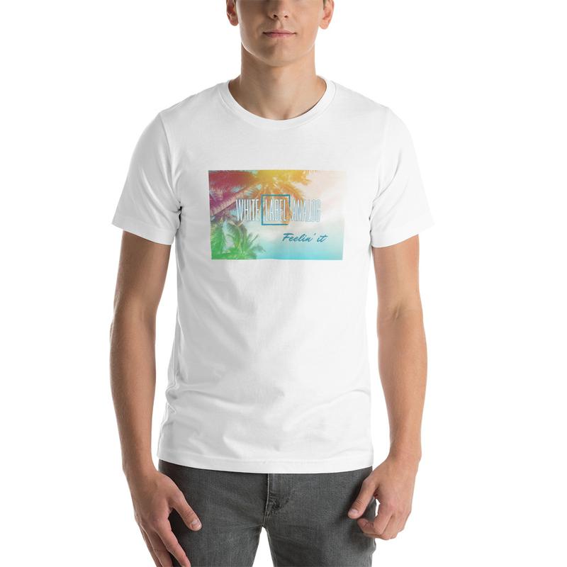 WLA Feelin' it Summer Vibes - Short-Sleeve Unisex T-Shirt