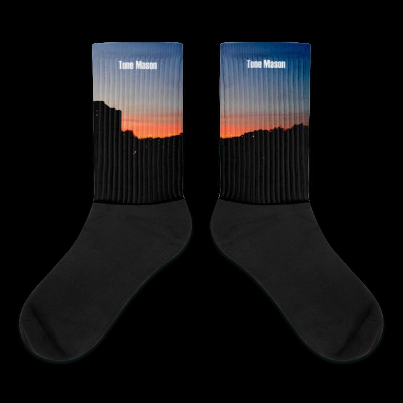 TM EgWestViews Socks