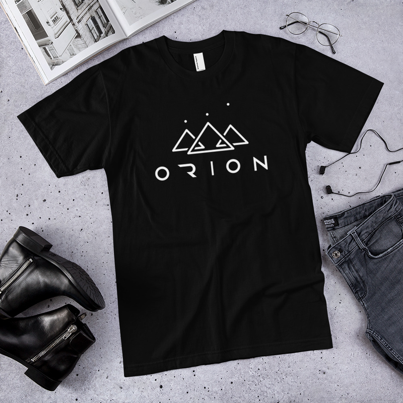 Orion Classic Logo T-Shirt American Apparel