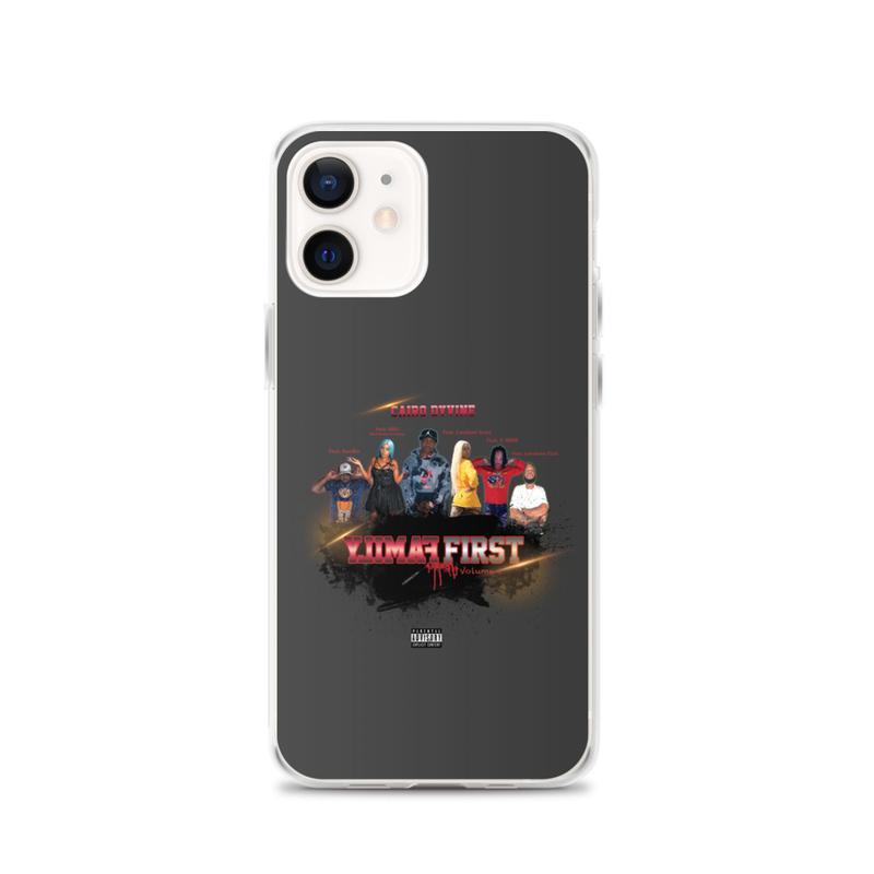 CDMG Family First Album Version iPhone Case