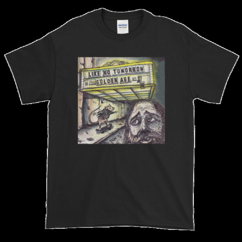 Golden Age Of Sh!t T-shirt