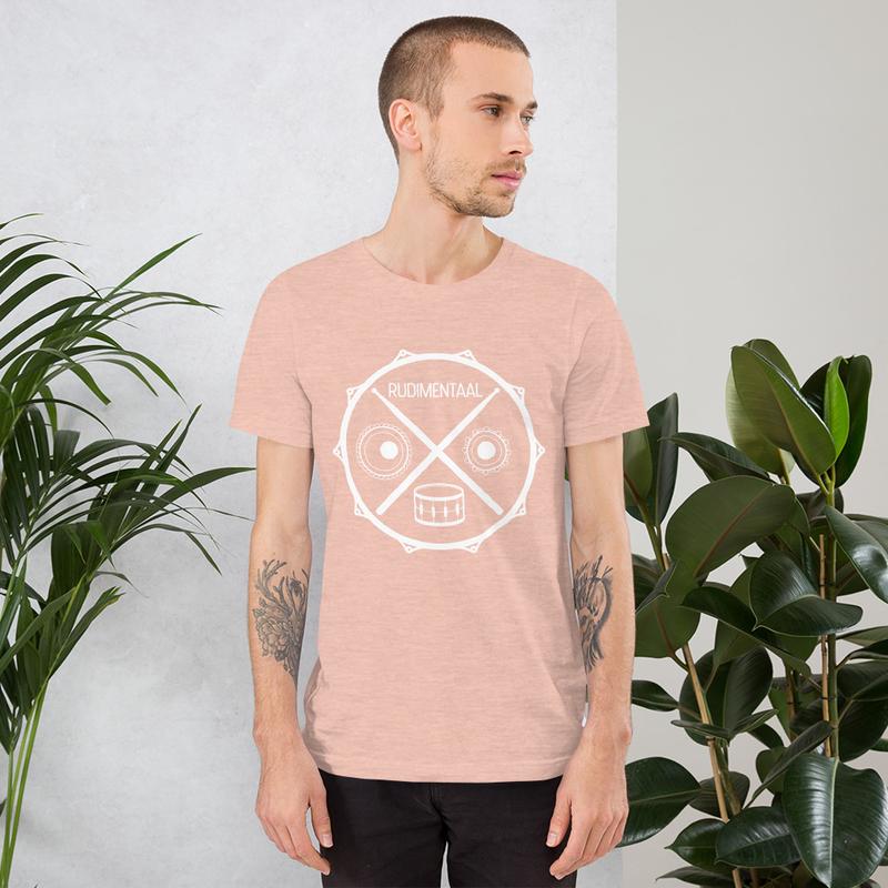 RUDIMENTAAL Short-Sleeve Unisex T-Shirt