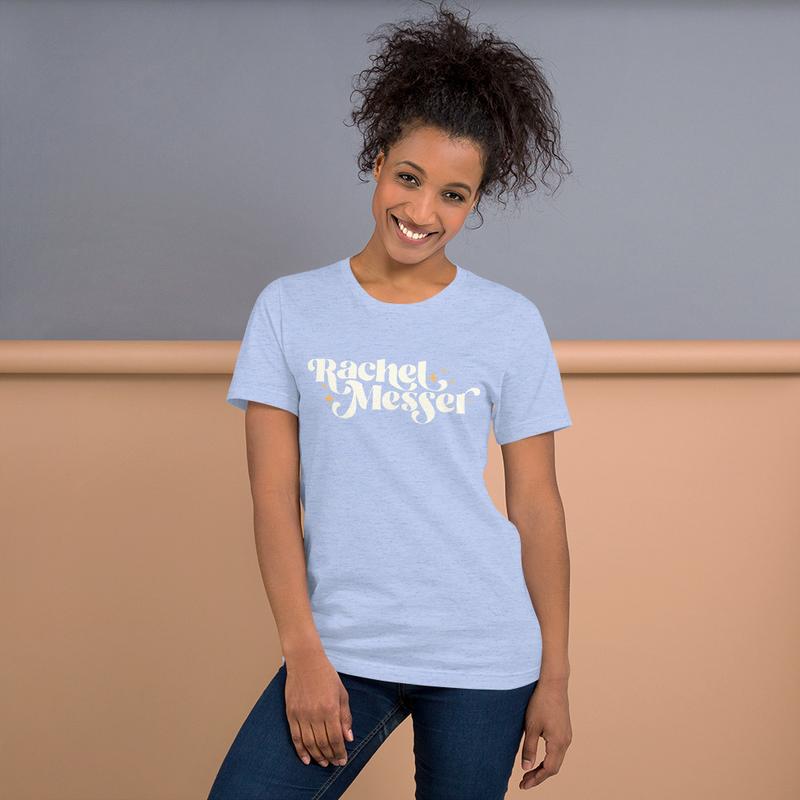 Rachel Messer Short-Sleeve Unisex T-Shirt