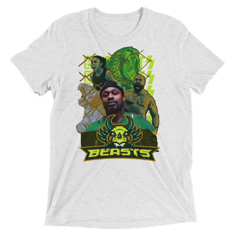 Beasts Retro Owners Tee product image (1)