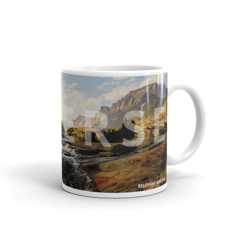 The Traverse Mug