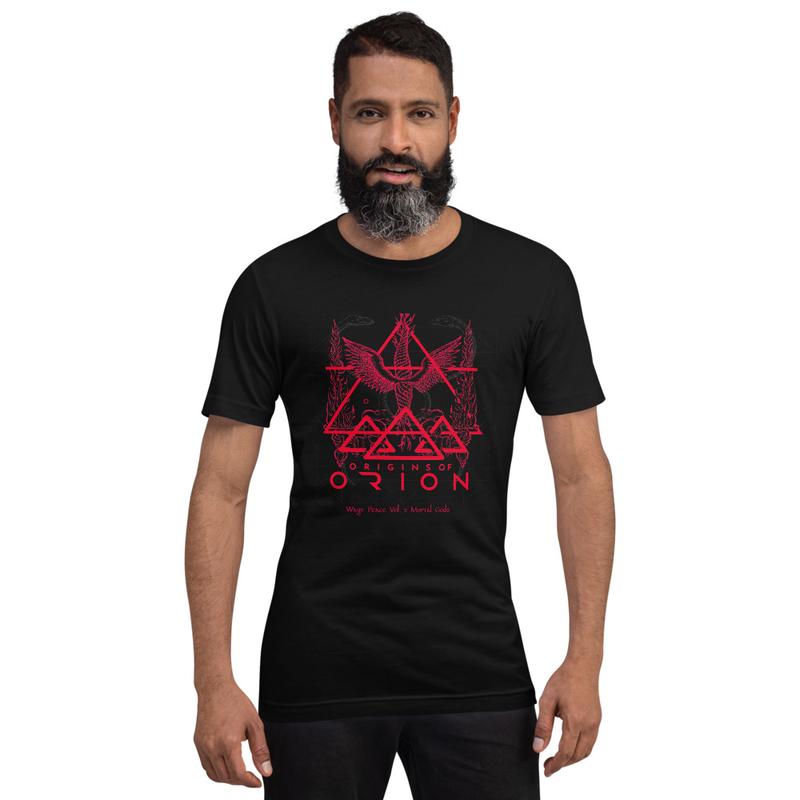 Wage Peace Blood Short-Sleeve Unisex T-Shirt