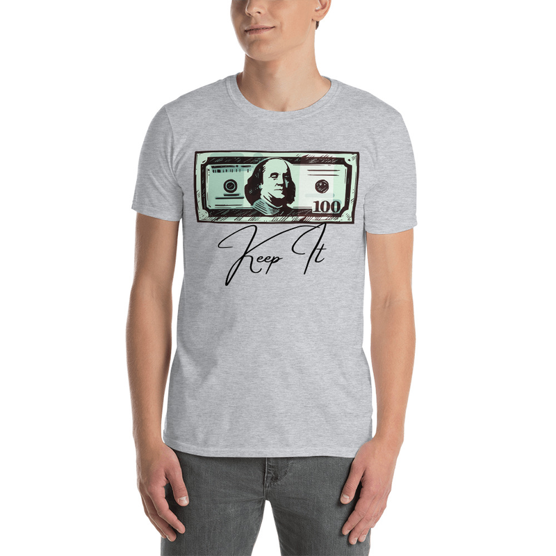 Keep It 100 (Unisex T-Shirt)