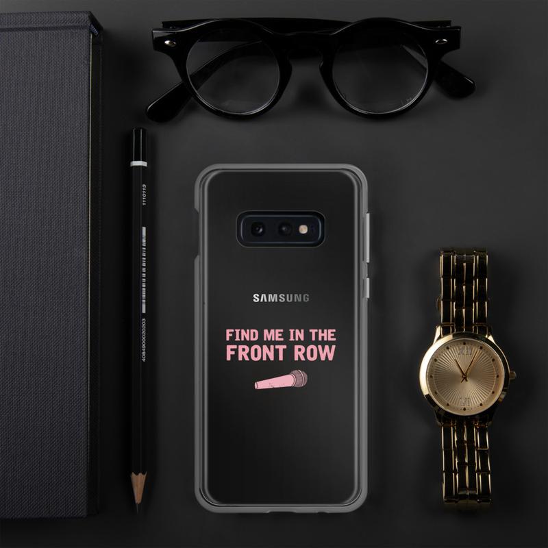 Front Row Samsung Case
