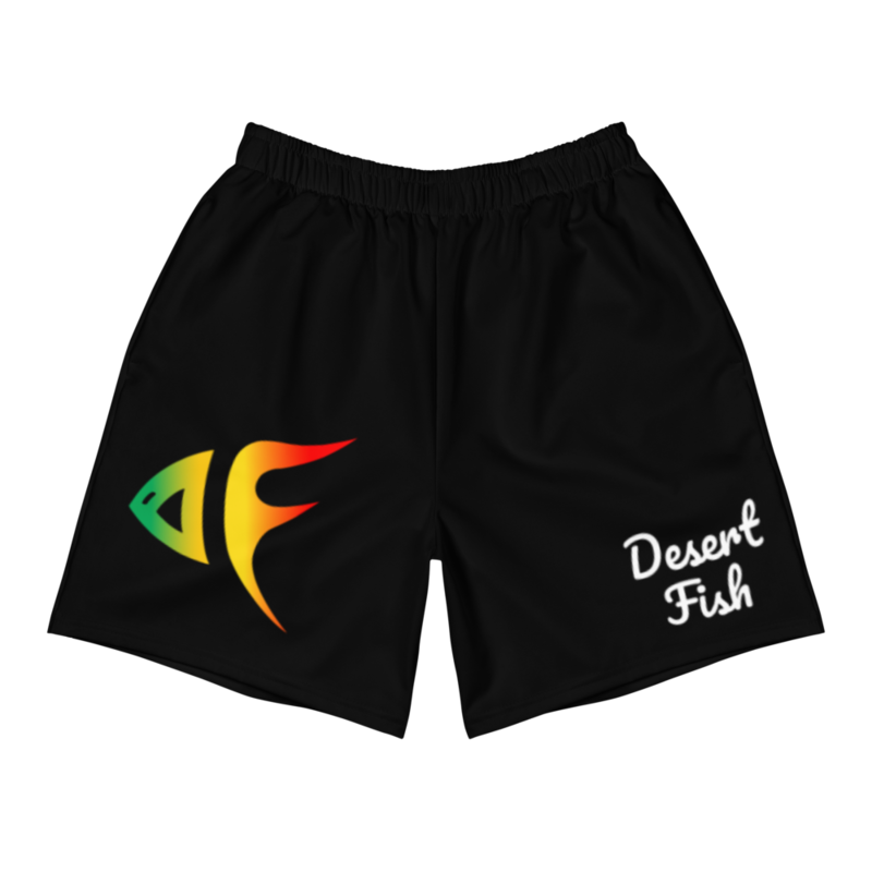 DF Logo Athletic Shorts