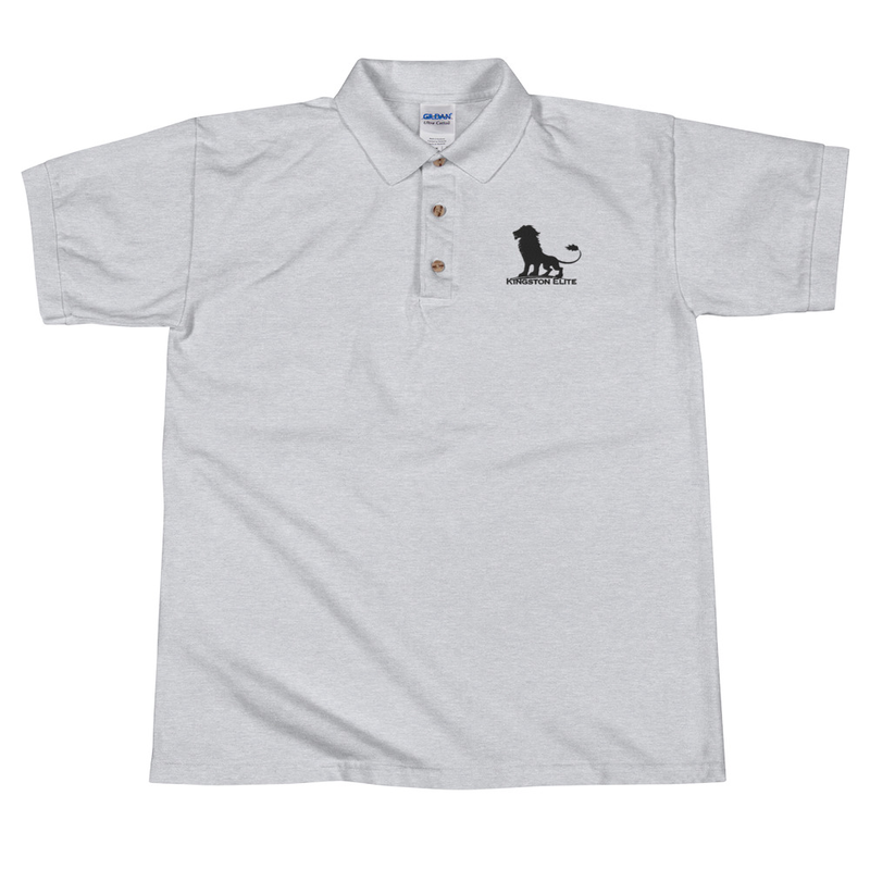 Kingston Elite Embroidered Polo Shirt