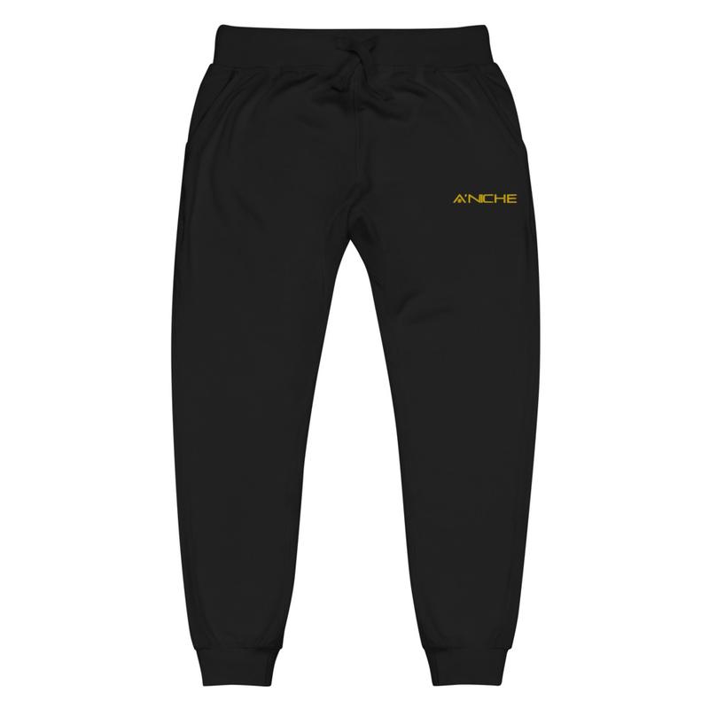 A'niche Unisex fleece sweatpants