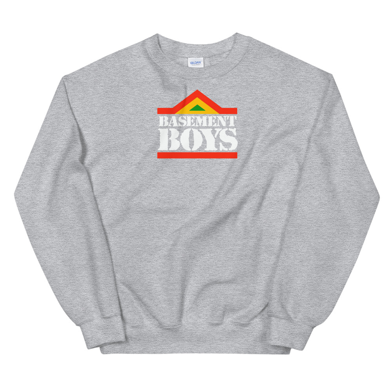 Classic Logo (White Type) Sweatshirt