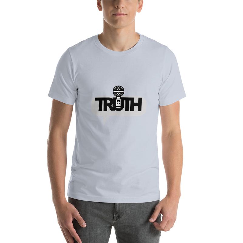 Truth Music Lofi Hip Hop Vibes T-Shirt, Speak Logo