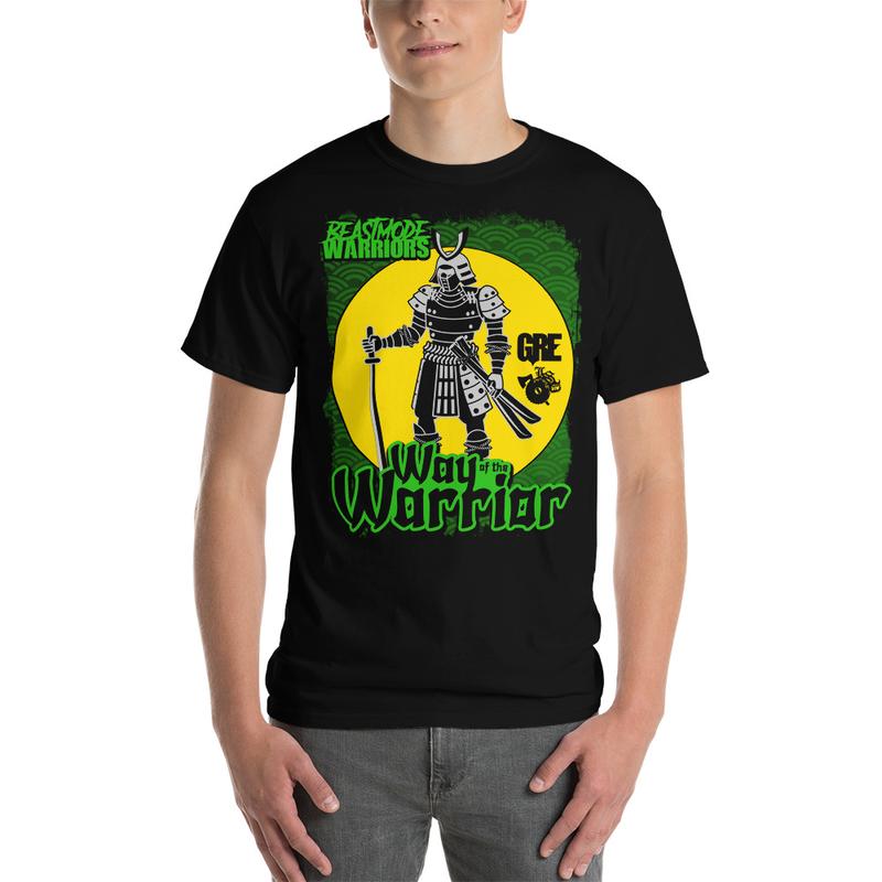 """Men's """"Way Of The Warrior"""" Shirt"""