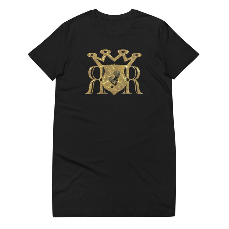 Royal Organic cotton t-shirt dress