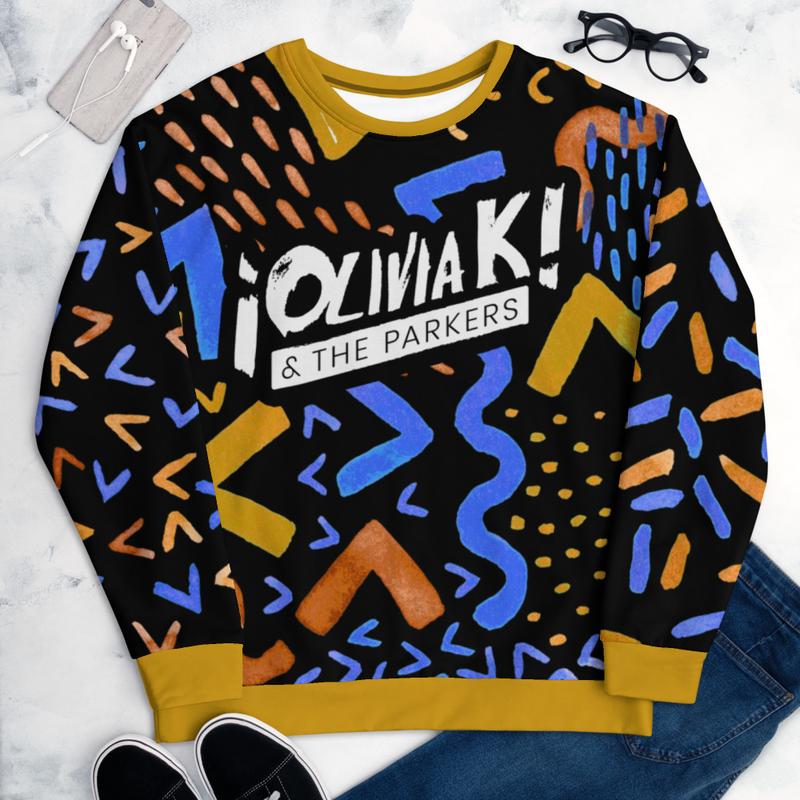 """""""Ankara"""" Sweatshirt"""