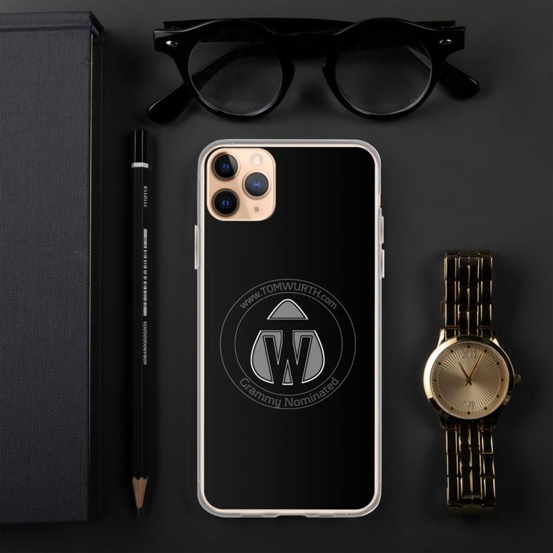 Tom Wurth Logo iPhone Case