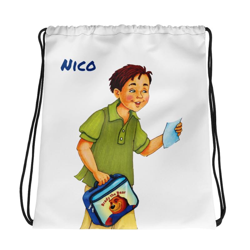 Accessory - Nico Drawstring bag