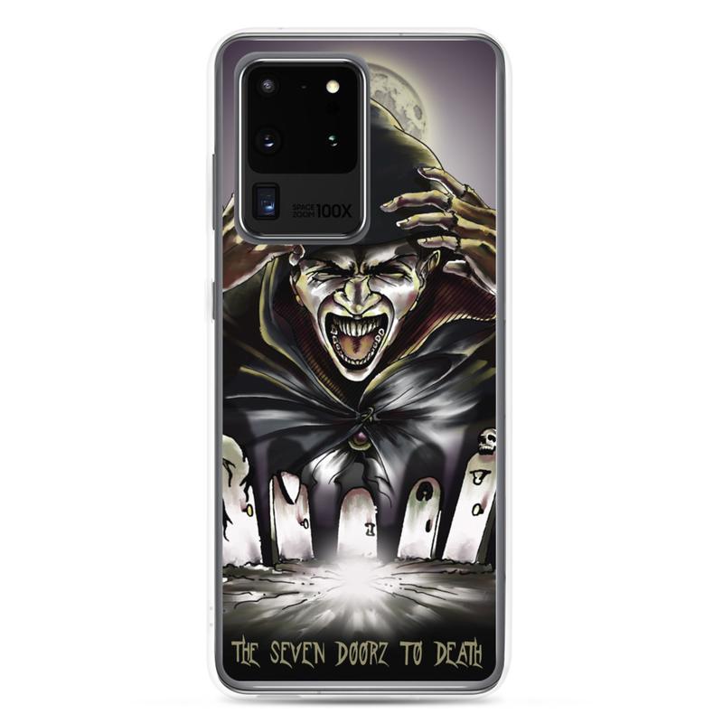 The Seven Doorz To Death Samsung Case