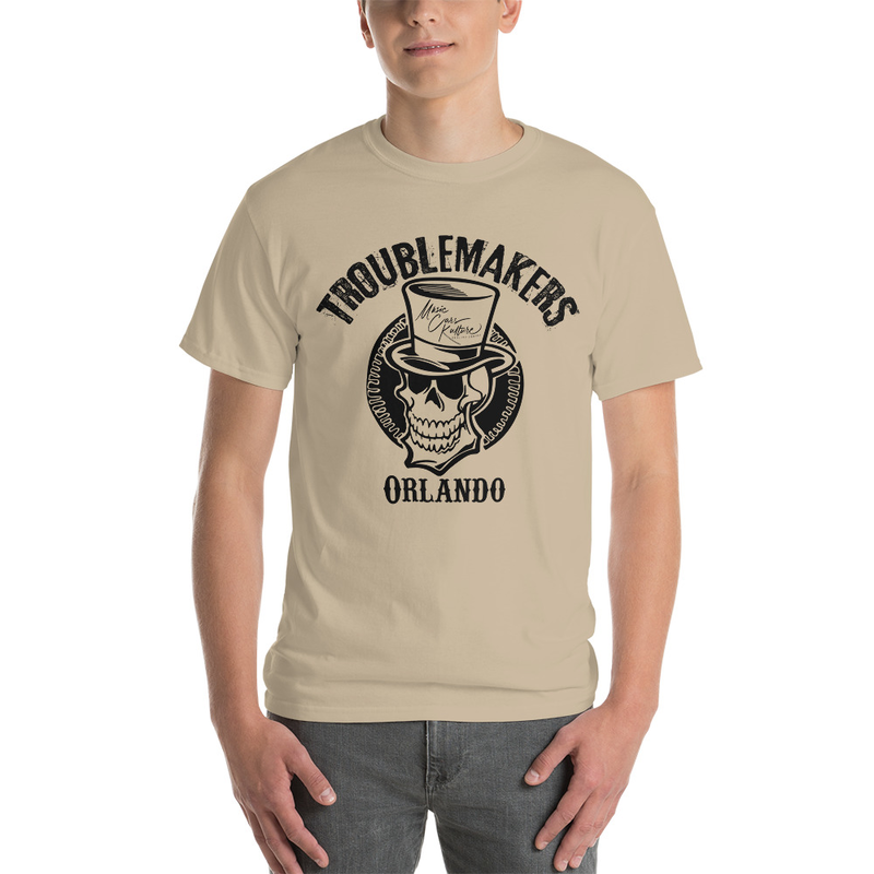 Trouble Maker Short Sleeve T-Shirt