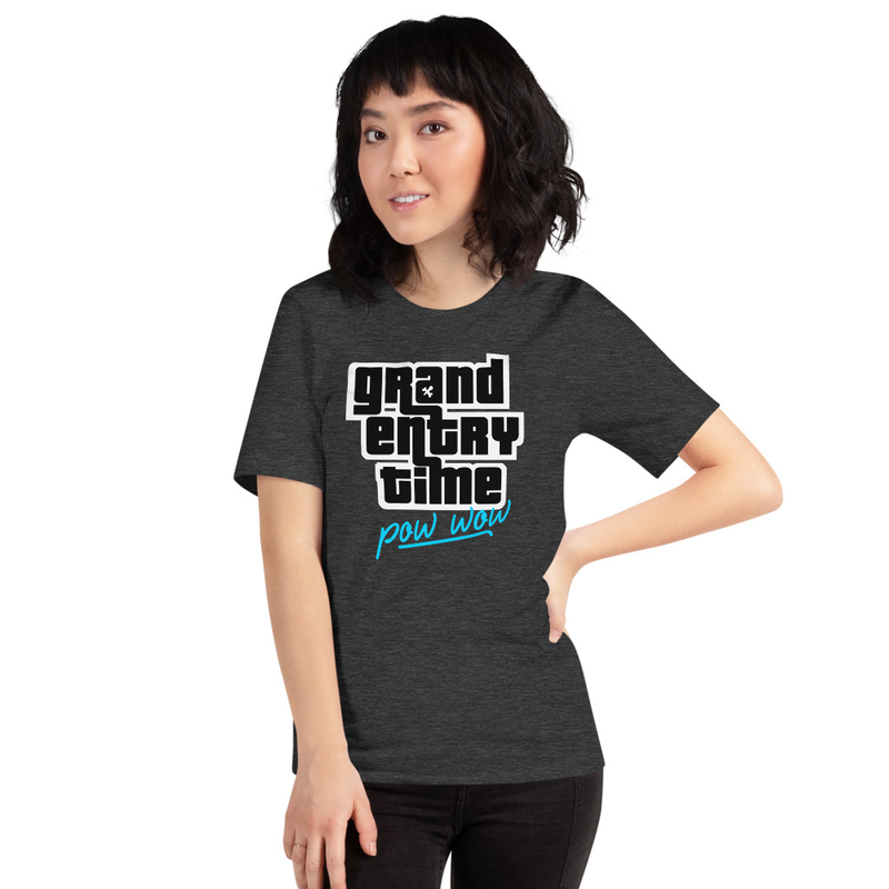 Grand Entry Unisex T-Shirt