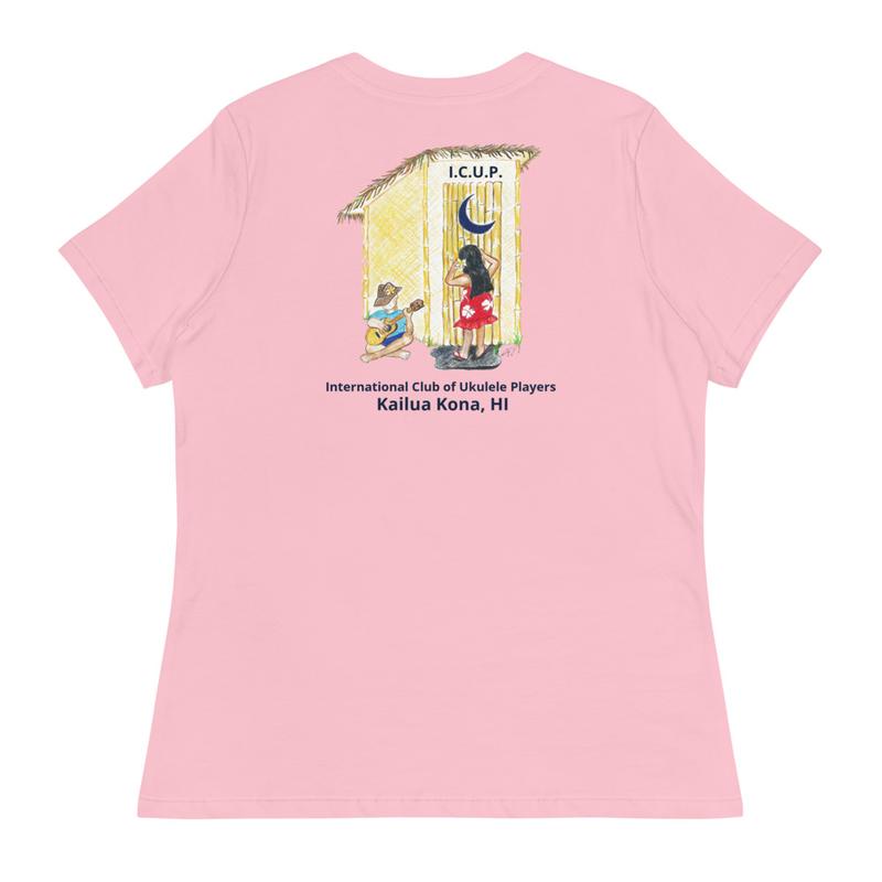 Women's Relaxed T-Shirt-Pastels