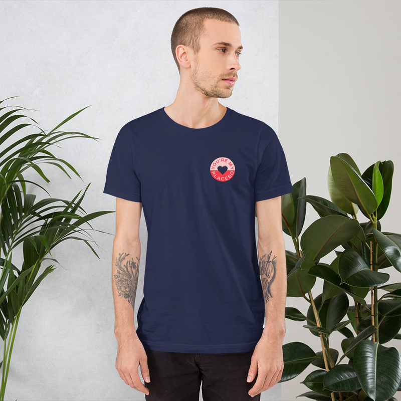 Placebo Unisex T-Shirt Dark Mix