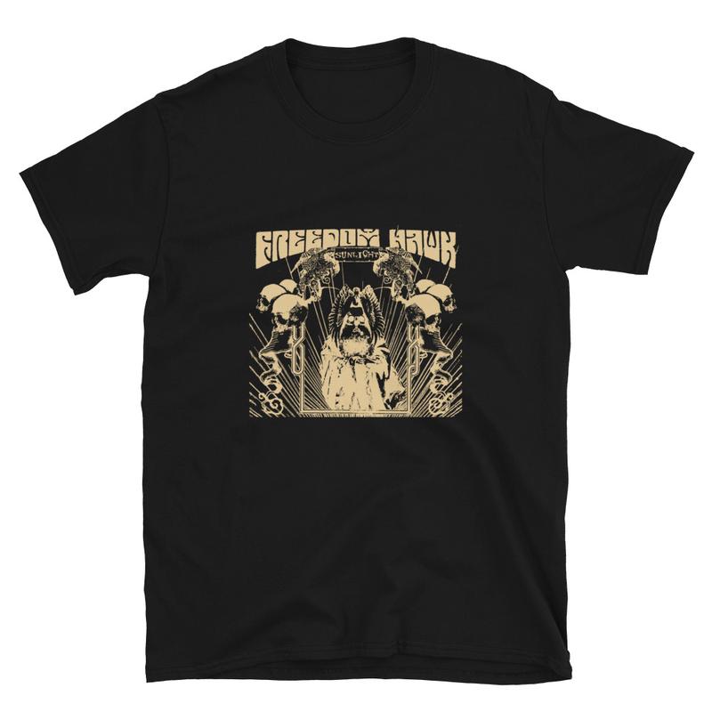 Sunlight Album - Short-Sleeve Unisex T-Shirt