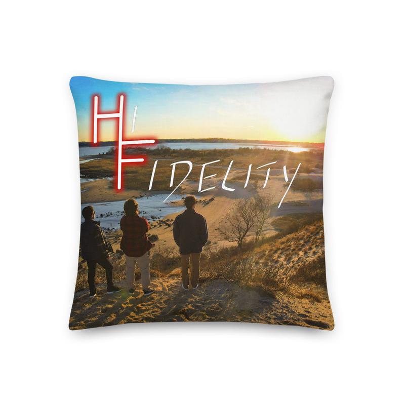 Hi Fidelity Pillow
