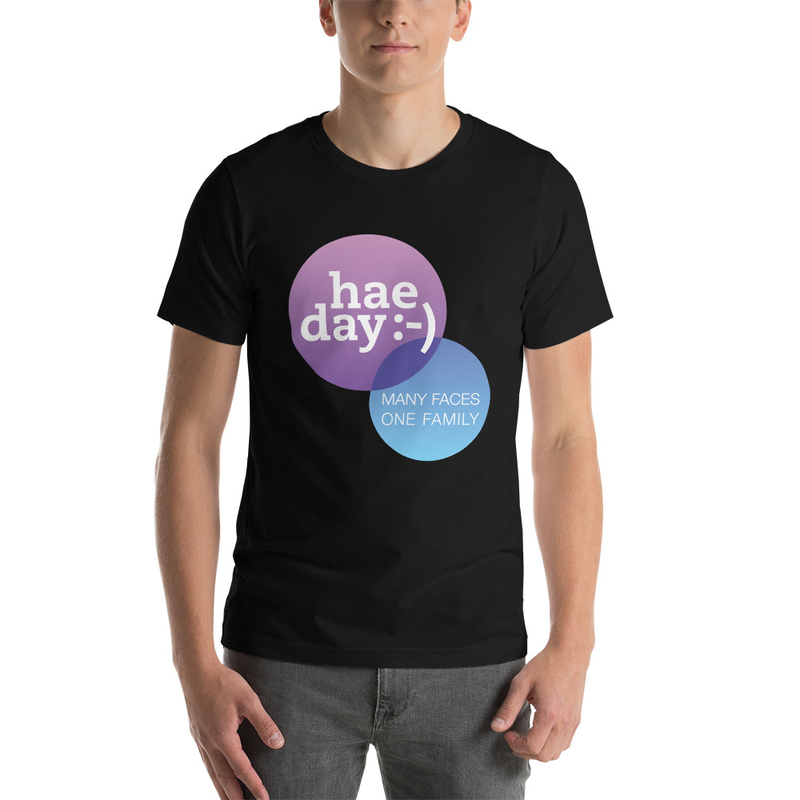 Apparel - hae day :-) Short-Sleeve Unisex T-Shirt