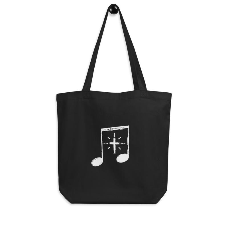 Eco Tote Bag (black)